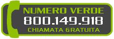 box roma numero verde