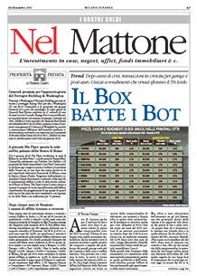 anteprima giornale box roma